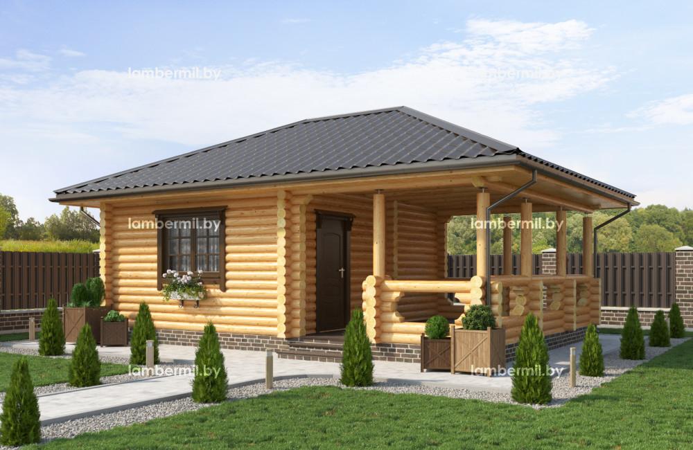 Купить баню в Минске