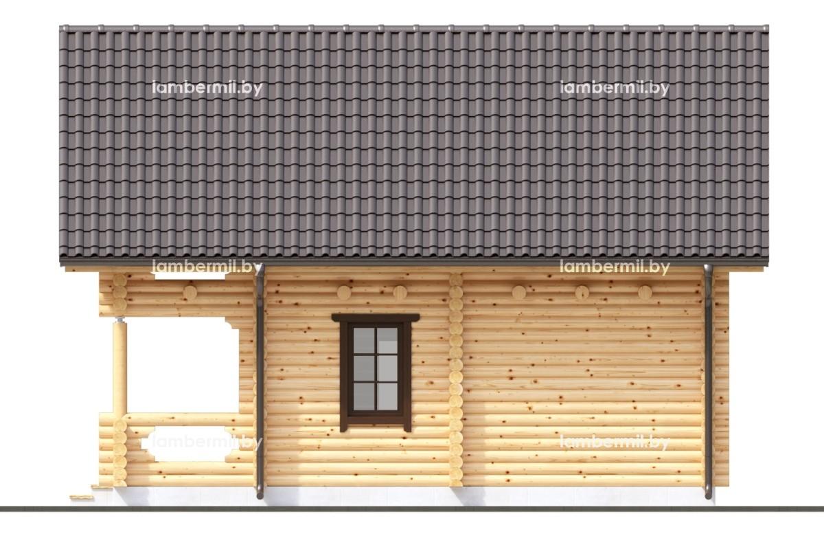 Деревянные дома Ламбермил