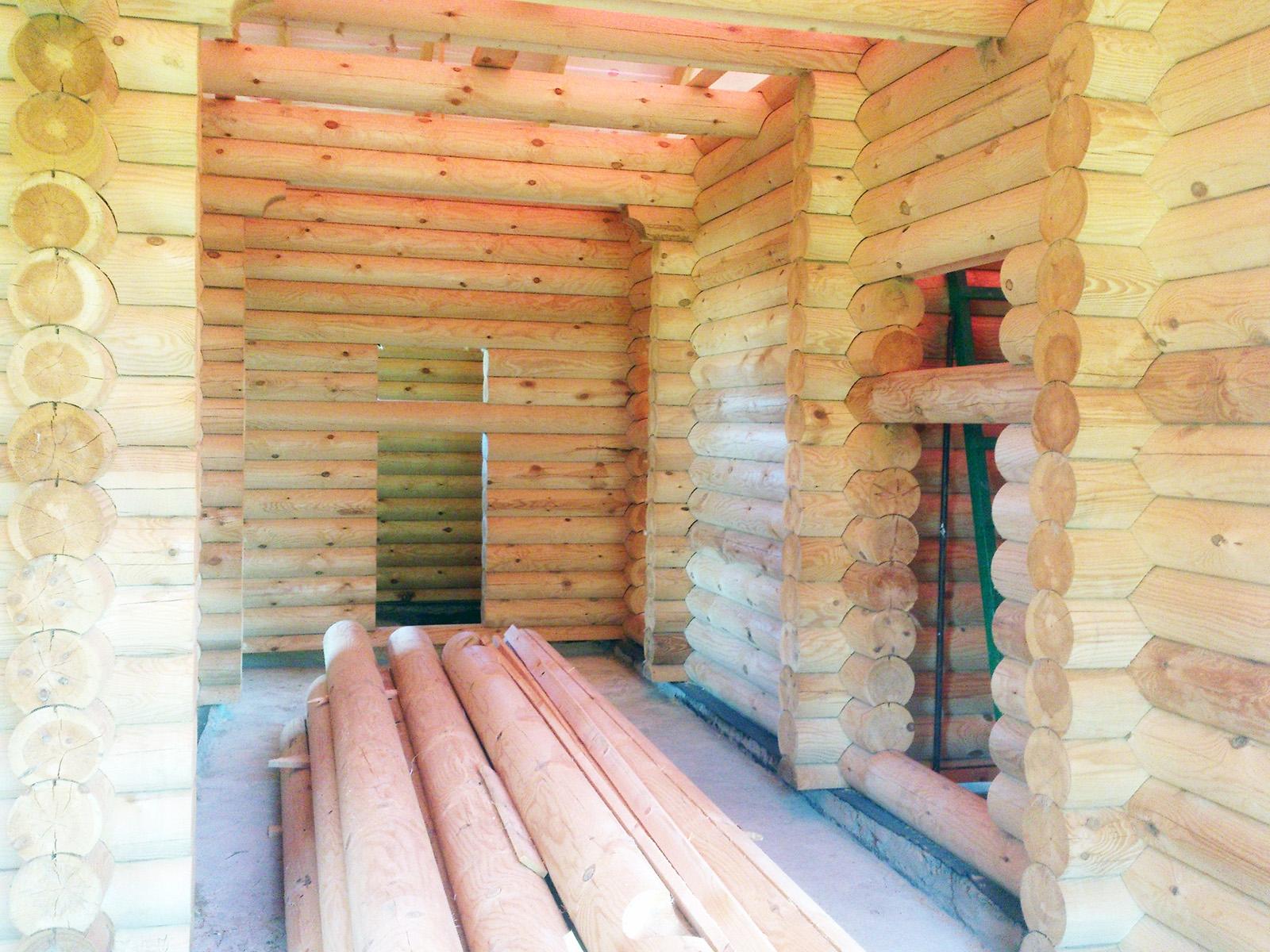 Купить деревянный дом в Минске