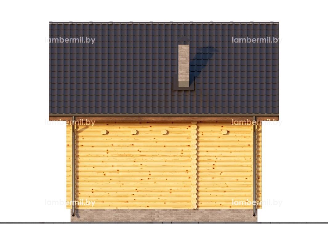 Проект деревянных домов