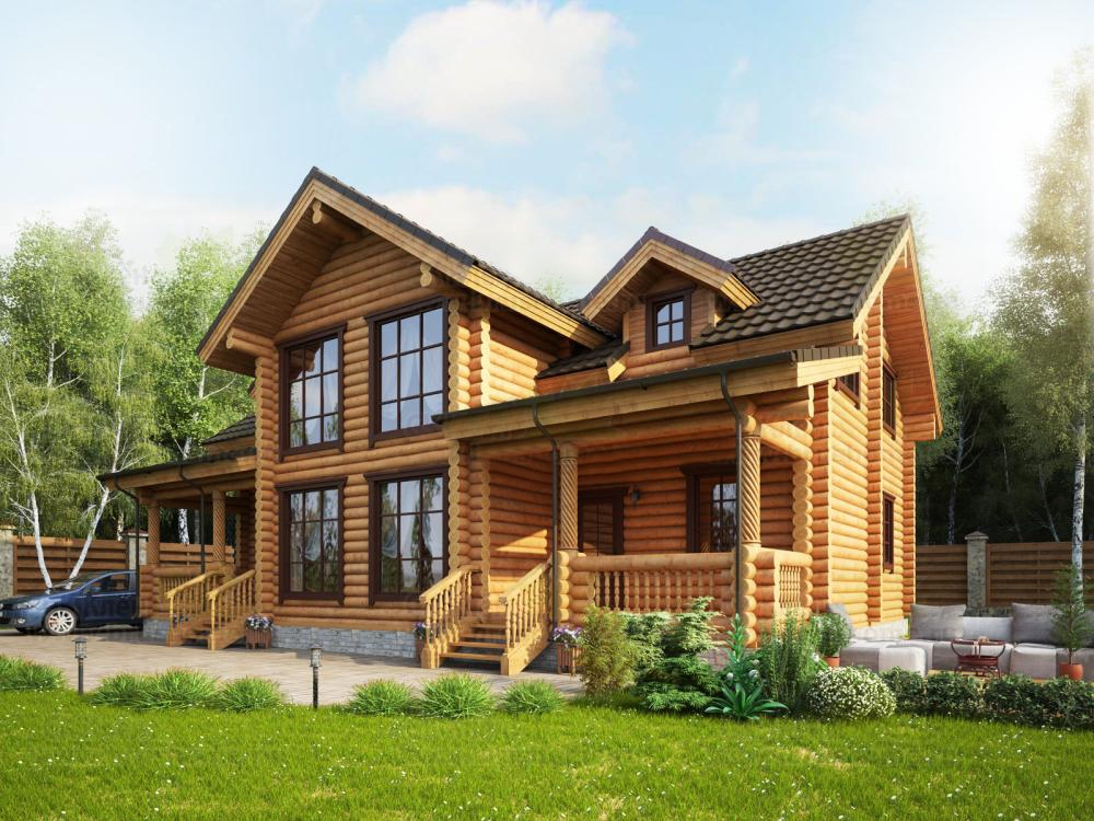 Фирмы постройки деревянных домов